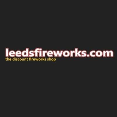 #leedsfireworks