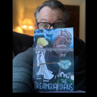 The Dreamguardians | N. R. Matthews