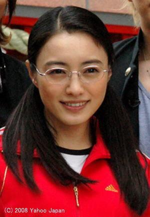 「メガネ 仲間由紀恵」の画像検索結果