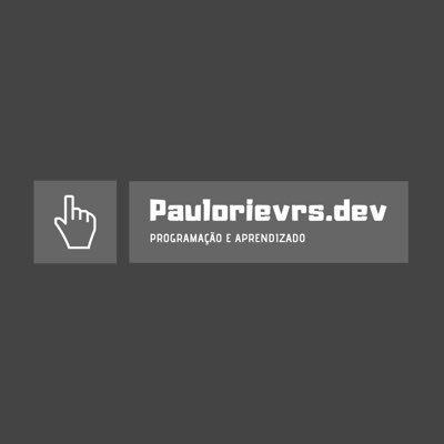 paulorievrs.dev
