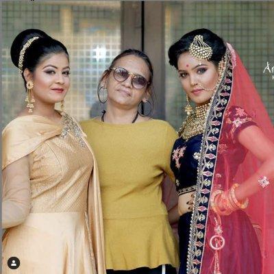 Make-up By Sukanksha Gupta