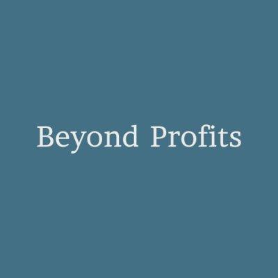 Beyond Profits