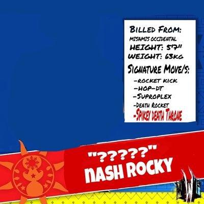Nash Rocky