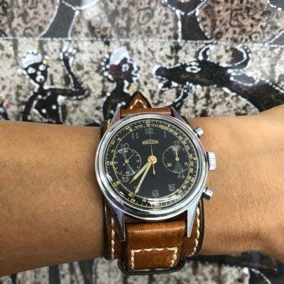 時計好きの不動産屋さん
