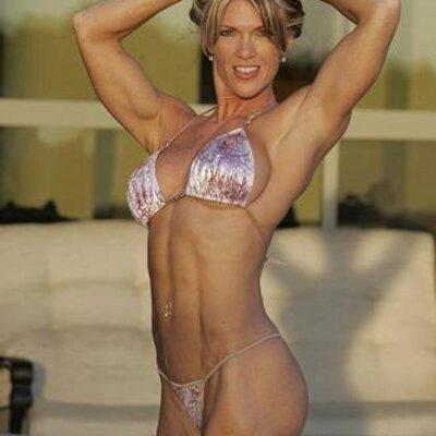 fitness model yates nude Shari