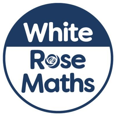 Image result for white rose maths logo