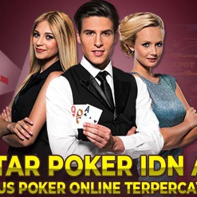 Daftar Agen Poker Terbaru 2020 Agenidn 2020 Twitter