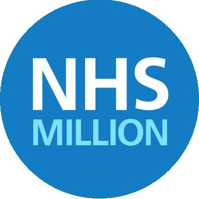 NHS Million 💙 (@NHSMillion )