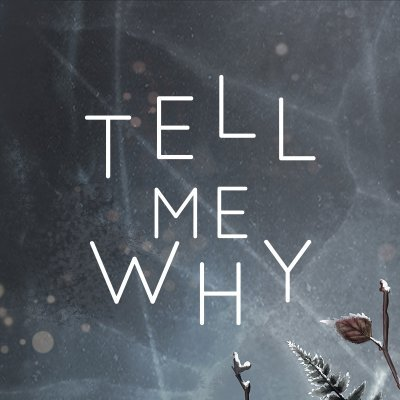 Official Twitter for Tell Me Why, a new game from @DONTNOD_Ent & @XboxPublishing.  All chapters now available for Xbox, Windows PC, Steam and Xbox Game Pass.