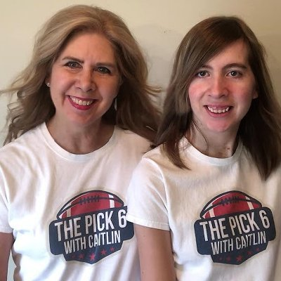 Providing encouragement for those with #chronicillness and #disability. Subscribe to Pick 6 with Caitlin https://t.co/q31kzYmOsB #Keeploving #PUSHtheRock