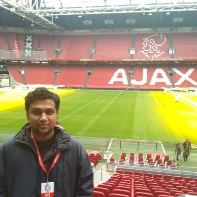 Varun Parthasarathy (@Going_Dutch_) Twitter profile photo