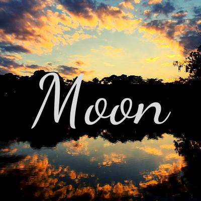 Moon @renakanakana