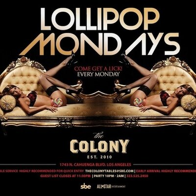 LollipopMondays | Social Profile