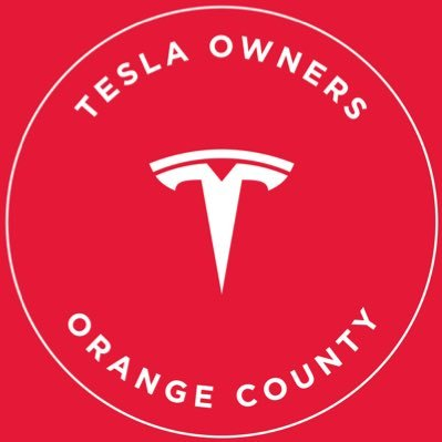 We're the official partner of the Tesla Owners Club Program based in Orange County (California). Sign up information - https://t.co/au7IszXRZI