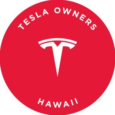 The Official Partner of the Tesla Owners Club Program for Hawaii. We support Tesla's mission and represent Tesla owners & enthusiasts in the Aloha State. ☀️ 🏝