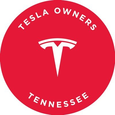 Tesla Owners Club of Tennessee.     Official Partner of the Tesla Owners Club Program