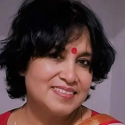@taslimanasreen