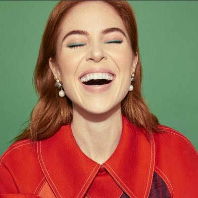 Angela Scanlon (@angelascanlon) Twitter profile photo
