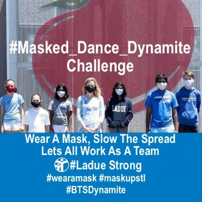 STL Mask Project By Ladue Students (@OfsFor) Twitter profile photo