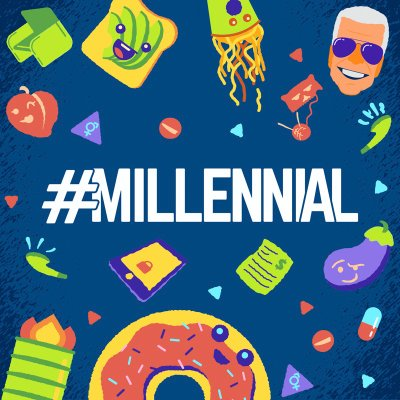 #Millennial (@millennialshow) Twitter profile photo