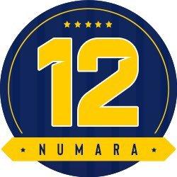 12 Numara 🇹🇷