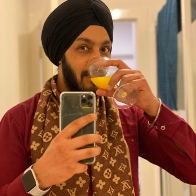 Image pic of Navaldeep Singh- Profile pic of twitter handle