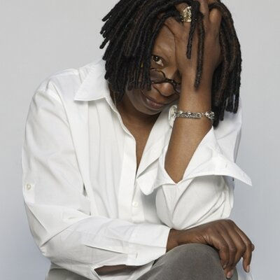 Twitter profile picture for Whoopi Goldberg