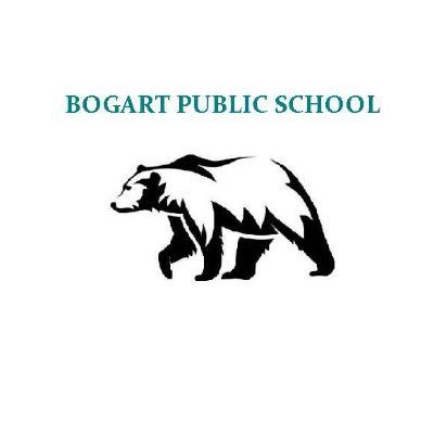 Official Twitter account of Bogart Public School. We are a K-8 elementary school in York Region and home of the Bogart Bears!