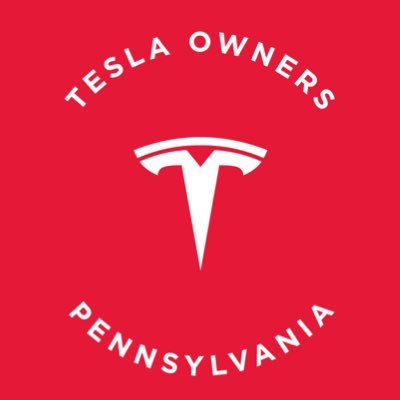 The Twitter account of the Tesla Owners Club of Pennsyania, an official partner of the Tesla Owners Club Program