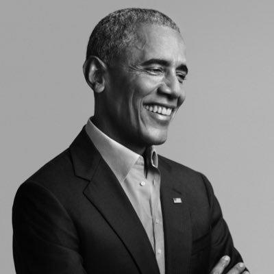 @BarackObama
