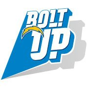 San Diego Chargers Boltup Twitter