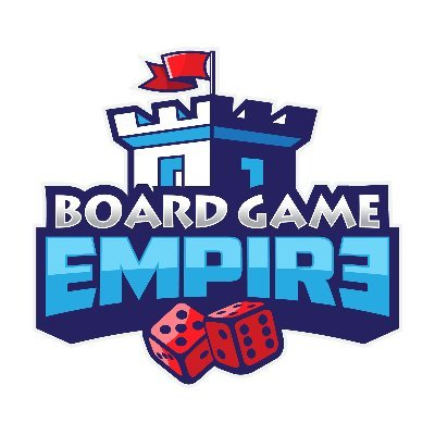 Board Game Empire is a organization that does board game reviews, how to play, news, and giveaways.