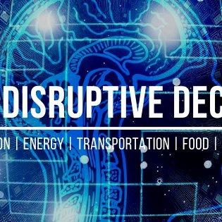 The Disruptive Decade 💙