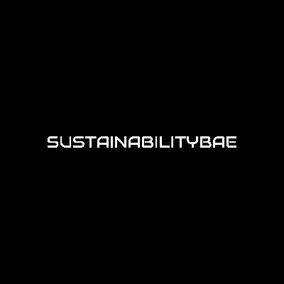SUSTAINABILITYBAE