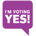 YES! To Fairer Votes Social Profile