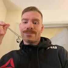 Paul Felder's Mustache