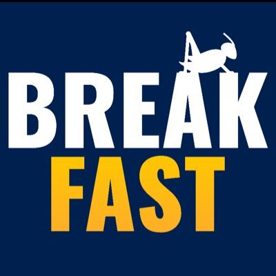 Image result for break fast podcast