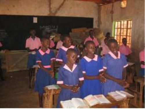 AfricaGirlsEducation