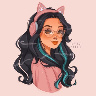 Marisa 🌷 • 22 year old gamer 👾 • Lover of all things pink 💗