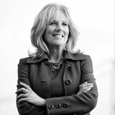 Dr. Jill Biden (@DrBiden )
