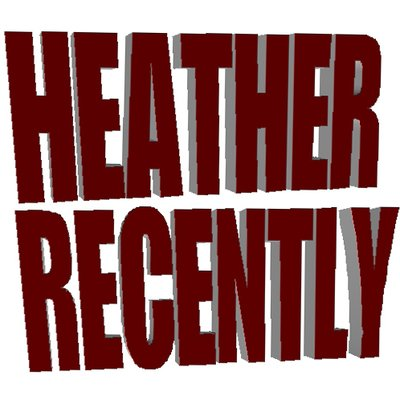 Heather (recently) | Social Profile