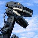 Lego t rex  1 of 1  reasonably small