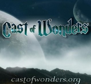Logo for the Cast of Wonders