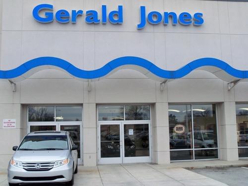 Gerald Jones Honda Geraldjonescars Twitter
