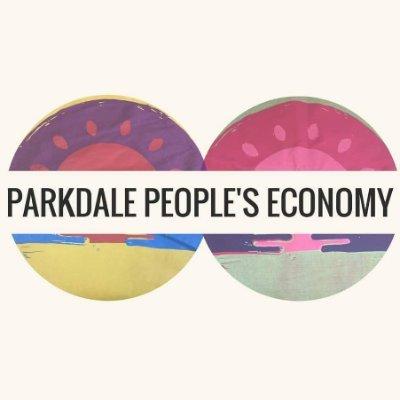 Parkdale People's Economy logo
