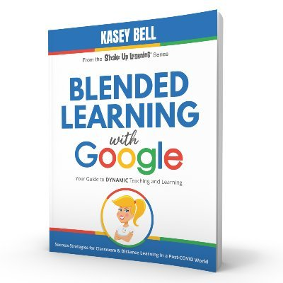 Google Certified Innovator | Podcaster | Author | Speaker | Teacher | Blogger | Check out the blog to #ShakeUpLearning and inspire your students!