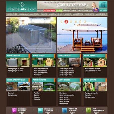france abris franceabriscom twitter. Black Bedroom Furniture Sets. Home Design Ideas