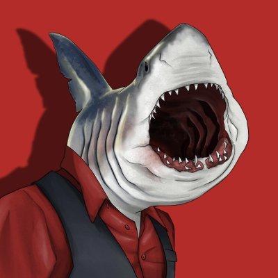 権田メサ🦈 バーチャルサメ人間/Vtuberさんのプロフィール画像