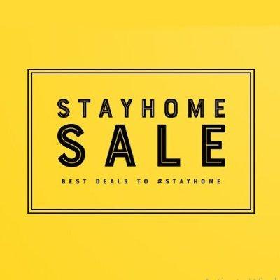 Stayhome Sale