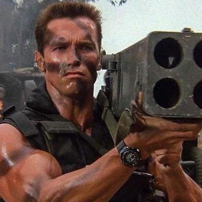 Schwarzenegger Chauke